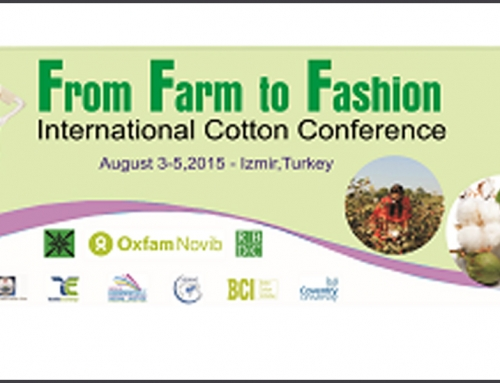 International Cotton Conference, Izmir